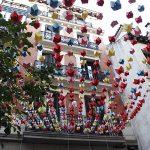Triitme y La Fresquera en la calle San Agustín