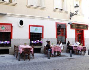 Canal Decasa en el restaurante Mariano