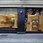 #CharoDice en el Hotel Room Mate Alicia