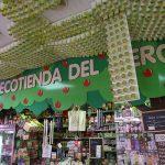 Ecotienda del mercado Antón Martín