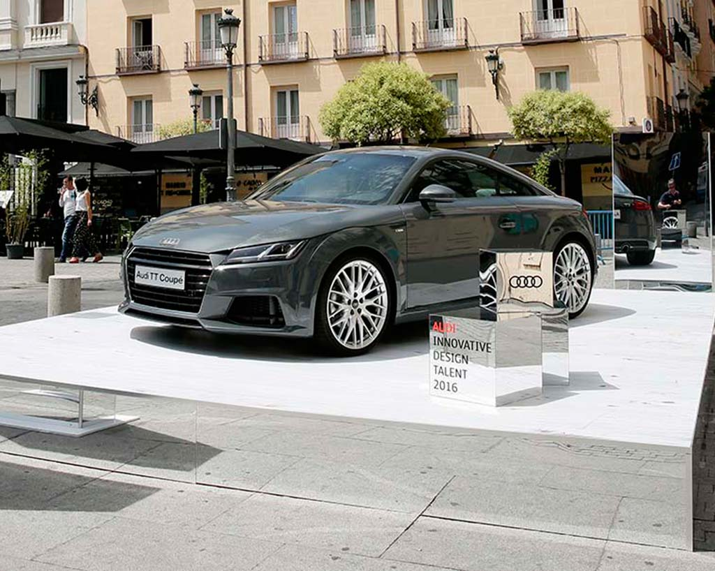 Tercera edición del Audi Innovative Design Talent-Los finalistas