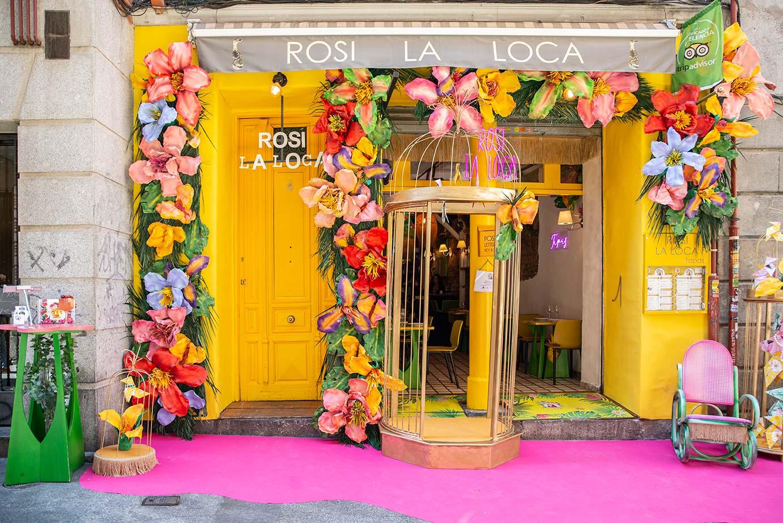 Restaurante Rosi la Loca